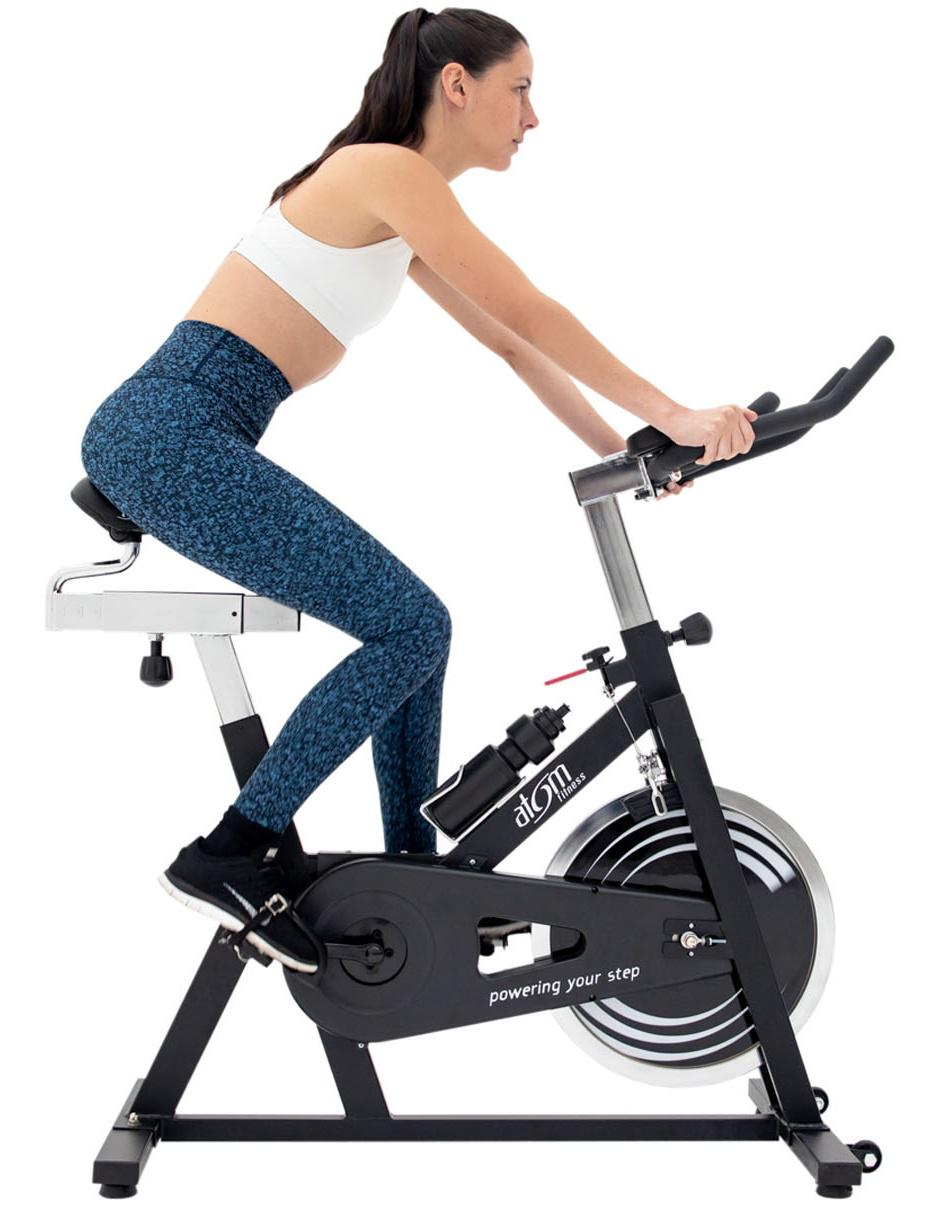 bicicleta estatica segunda mano leon